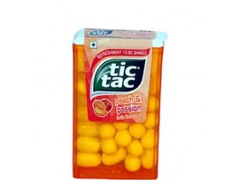TIC TAC PEACH PASSION 10.7GM
