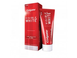 COLGATE VISIBLE WHITE TOOTH PASTE 200GM