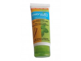 EVERYUTH CLEAR TULSI TURMERIC FACE WASH 50GM