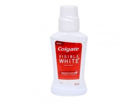 COLGATE VISIBLE WHITE MOUTH WASH 250ML