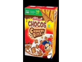 KELLOGG'S CHOCOS CRUNCHY BITES 390GM