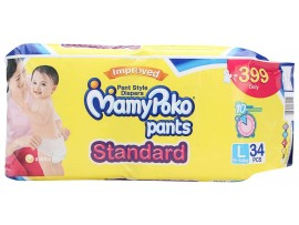 MAMY POKO PANTS STANDARD LARGE 34'S