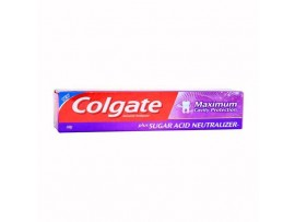 COLGATE MAXIUM CAVITY PROTECTION PLUS SUGAR ACID NEUTRALIZER TOOTH PASTE 100GM
