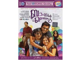 BANGALORE DAYS BLU-RAY