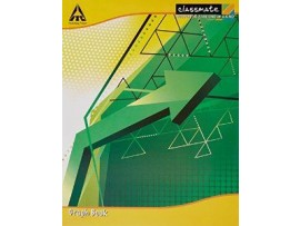ITC CLASSMATE GRAPH BOOK SOFT BIND 1MM SQUARE 190 X 160  32 PAGES