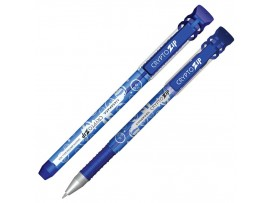 ITC CLASSMATE PEN CRYPTOZIP BLUE