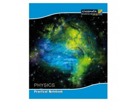 ITC CLASSMATE PRACTICAL NOTE BOOK HARD BIND- PHYSICS 180 PAGES