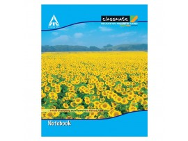 ITC CLASSMATE SINGLE LINE NOTE BOOK SOFT BIND CROWN SIZE 180 PAGES