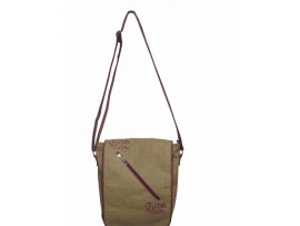 CLASSIC DESIGNER LADIES SLING BAG SB-10 (NATURAL)