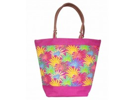 FLORAL DESIGN LADIES TOTES SB-53 (PINK)