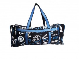 TRAVEL BAG (BLUE)