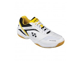 YONEX WHITE SYNTHETIC LEATHER BADMINTON SPORT SHOES