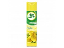 Air wick Air Freshener Spray - Lemon Garden, 300 ml