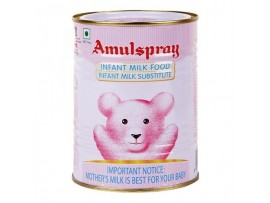 AMUL SPRAY INFANT MILK FOOD 500 GM