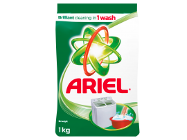 Ariel Base Best Stain Removal in 1 Wash 1KG