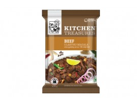 KITCHEN TREASURE BEEF ULARTHU MASALA 100 GM