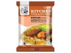 KITCHEN TREASURE BIRIYANI MASALA 100GM