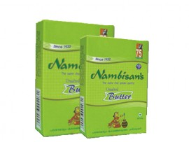 NAMBISSAN UNSALTED BUTTER 200GM