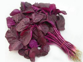 AMARANTHUS RED BUNCH (CHUVANNA CHEERA)