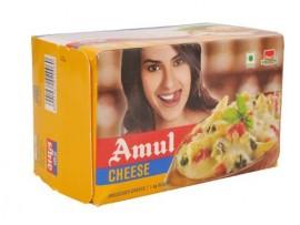 AMUL CHEESE BLOCK 500GM