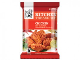 KITCHEN TREASURE CHICKEN FRY MASLALA 100GM