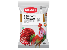 NIRAPARA CHICKEN MASALA 100GM