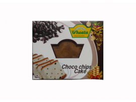 WHEATA CHOCO CHIPS CAKE 400GM