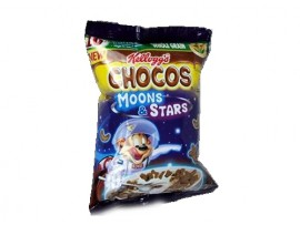 KELLOGG CHOCOS MOON & STARS K PACK 27GM