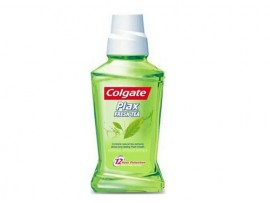 COLGATE PLAX FRESH TEA MOUTH WASH 60 ML