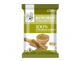 KITCHEN TREASURE CORIANDER POWDER 100 GM