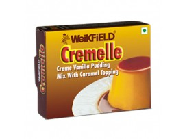 WEIKFIELD CARAMEL PUDDING MIX 65GM