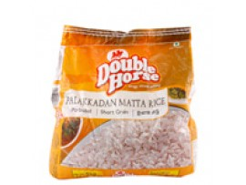 DOUBLE HORSE ROSE MATTA PAR BOILED SORTEX RICE 5KG