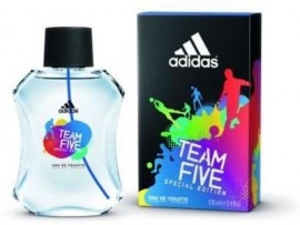 Adidas Team Five EDT - 100 ml(For Men)