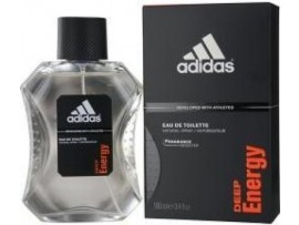 Adidas Deep Energy EDT - 100 ml(For Men)