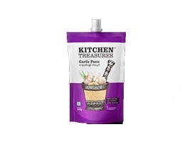 KITCHEN TREASURES GARLIC PASTE 100 GM