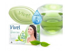VIVEL SOAP GREEN TEA100GM