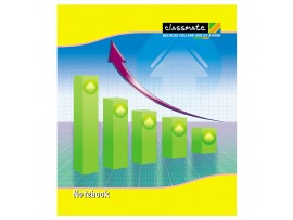 ITC CLASSMATE GRAPH BOOK SOFT BIND 1MM SQUARE 280 X 220 32 PAGES