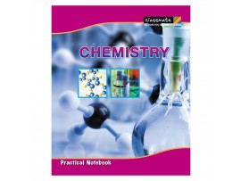 ITC CLASSMATE PRACTICAL NOTE BOOK HARD BIND- CHEMISTRY 144PAGES