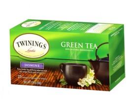 TWININGS GREEN TEA 25 TEA BAG