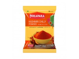 NIRAPARA KASHMIRI CHILLI (MULAKU) POWDER 100GM