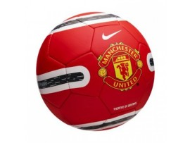 NIKE MANCHESTER UNITED RED FOOTBALL