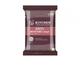KITCHEN TREASURE MUSTARD SEED (KADUKU) 250 GM