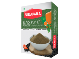 NIRAPARA PEPPER (KURUMULAKU) POWDER 100GM