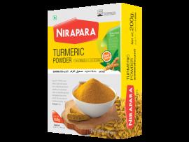 NIRAPARA TURMERIC (MANJAL) POWDER 250GM