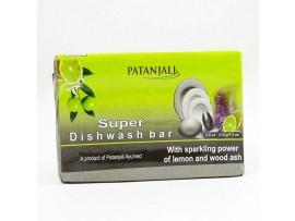 PATANJALI SUPER DISH WASH BAR 175GM