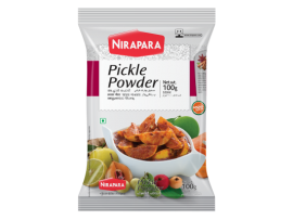 NIRAPARA PICKLE (ACHAR) POWDER 100GM