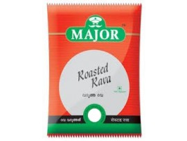 MAJOR ROASTED RAVA 500GM
