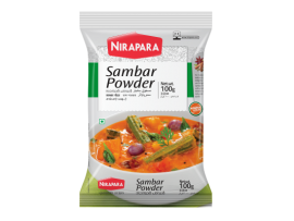 NIRAPARA SAMBAR POWDER 100GM