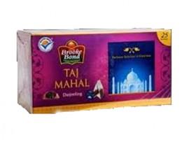 TAJ MAHAL DARJEELING GREEN TEA 25S 12 X 50G