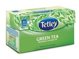 TETLEY GREEN TEA BAG 30S